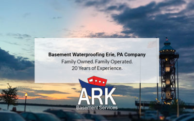 Your Knowledgeable Basement Waterproofing Erie, PA Company